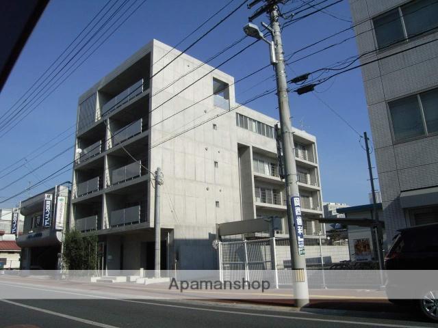 高知県高知市、堀詰駅徒歩8分の築11年 5階建の賃貸マンション