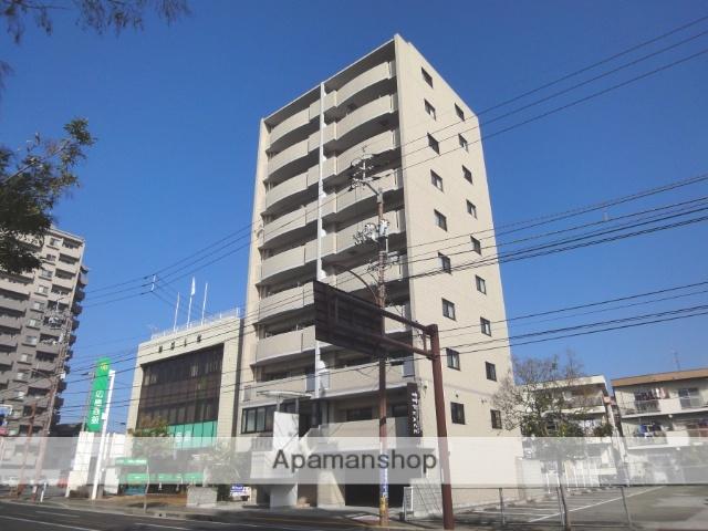 高知県高知市、高知駅徒歩8分の築10年 10階建の賃貸マンション