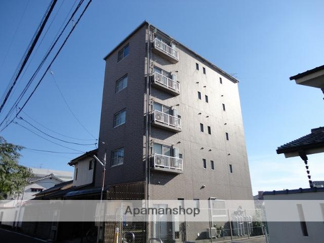 高知県高知市、デンテツターミナルビル前駅徒歩6分の築18年 5階建の賃貸マンション