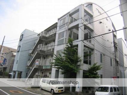 高知県高知市、菜園場町駅徒歩11分の築27年 4階建の賃貸マンション