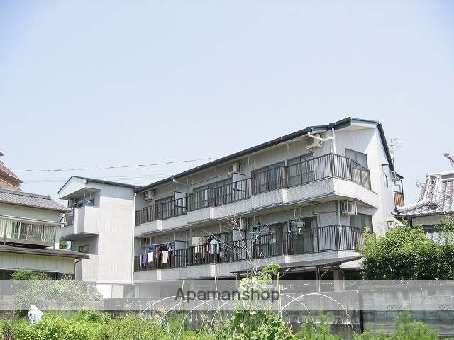 高知県高知市、高知駅徒歩15分の築25年 3階建の賃貸マンション