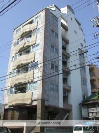 高知県高知市、宝永町駅徒歩8分の築20年 6階建の賃貸マンション
