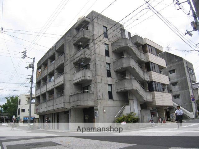 高知県高知市、高知橋駅徒歩2分の築29年 5階建の賃貸マンション
