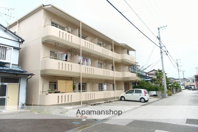 高知県高知市、田辺島通駅徒歩7分の築27年 3階建の賃貸マンション