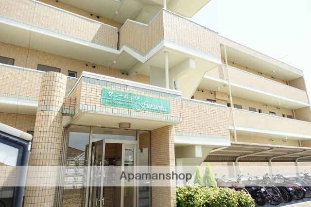 高知県香美市、土佐山田駅徒歩6分の築13年 3階建の賃貸マンション