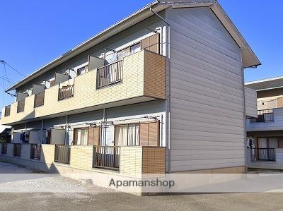 高知県香南市、のいち駅徒歩15分の築20年 2階建の賃貸アパート