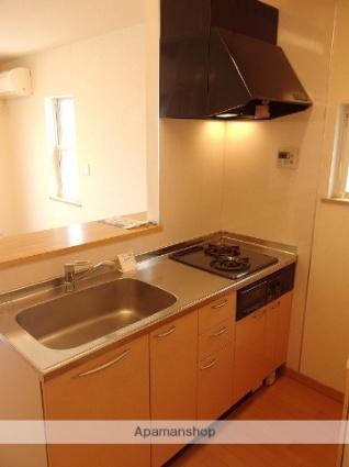 煉瓦の家 SAKURAI[1LDK/36.27m2]のキッチン