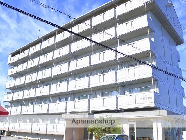 高知県香南市、のいち駅徒歩25分の築23年 6階建の賃貸マンション