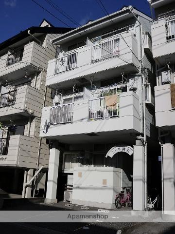 高知県高知市、田辺島通駅徒歩13分の築29年 3階建の賃貸マンション
