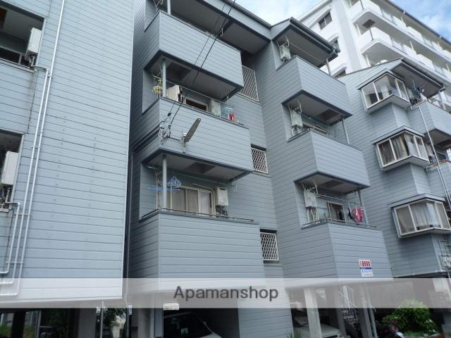 高知県高知市の築27年 5階建の賃貸アパート
