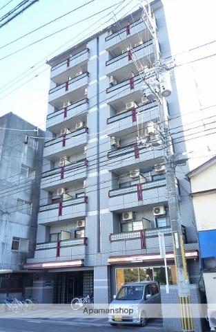 高知県高知市、グランド通駅徒歩4分の築26年 8階建の賃貸マンション