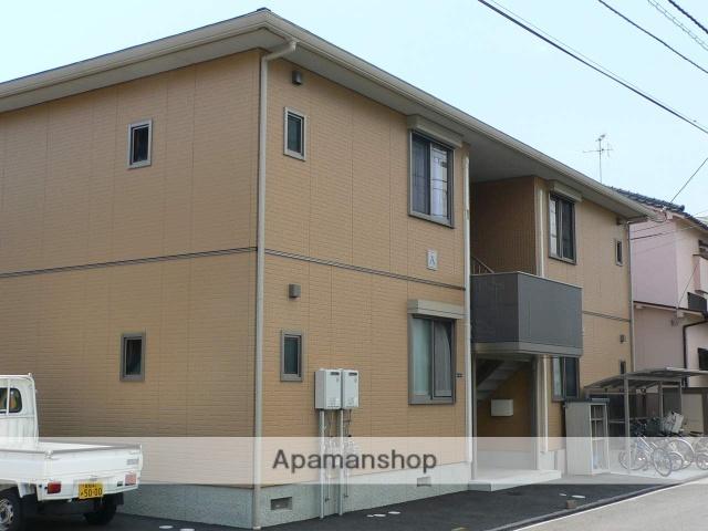 高知県南国市、新木駅徒歩65分の築13年 2階建の賃貸アパート