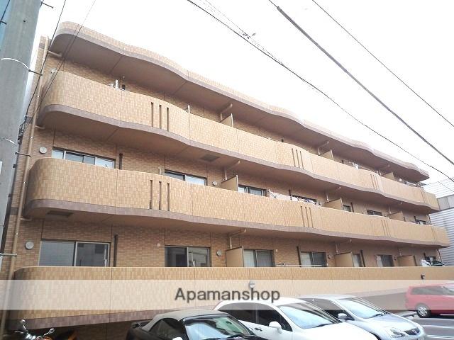 高知県高知市、知寄町一丁目駅徒歩2分の築8年 3階建の賃貸マンション