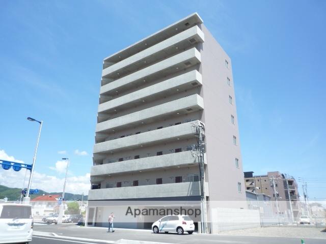 高知県高知市、高知駅徒歩1分の築8年 8階建の賃貸マンション