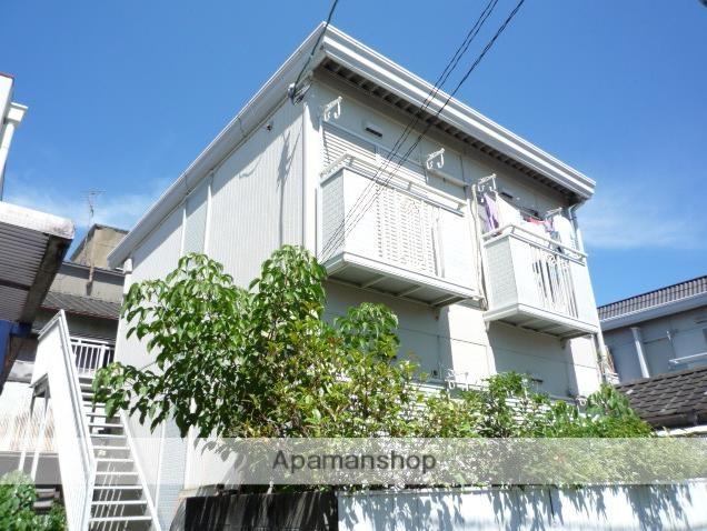 高知県高知市、知寄町一丁目駅徒歩5分の築28年 2階建の賃貸アパート