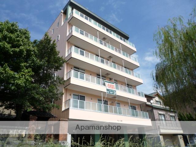 高知県高知市、大橋通駅徒歩3分の築8年 6階建の賃貸マンション