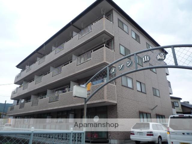 高知県高知市、土佐一宮駅徒歩3分の築17年 4階建の賃貸マンション