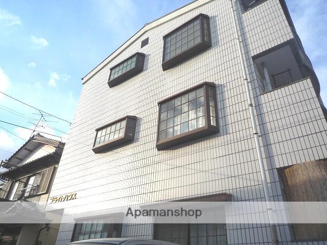 高知県高知市、薊野駅徒歩14分の築28年 3階建の賃貸アパート