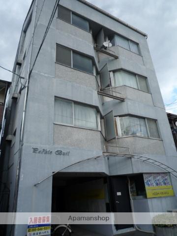 高知県高知市、梅の辻駅徒歩8分の築27年 5階建の賃貸マンション