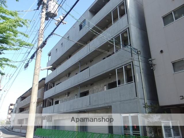 高知県高知市、菜園場町駅徒歩10分の築3年 5階建の賃貸マンション