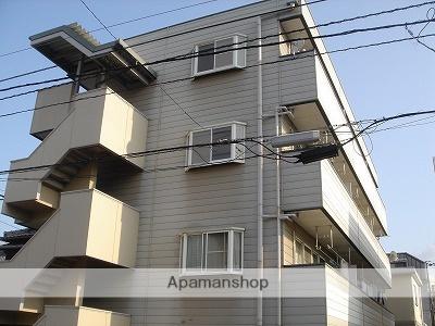 高知県高知市、宝永町駅徒歩3分の築27年 4階建の賃貸アパート