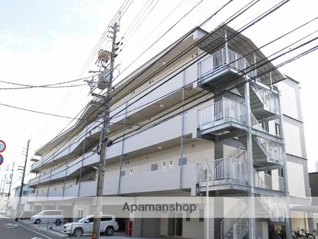高知県高知市、知寄町三丁目駅徒歩6分の築1年 4階建の賃貸マンション