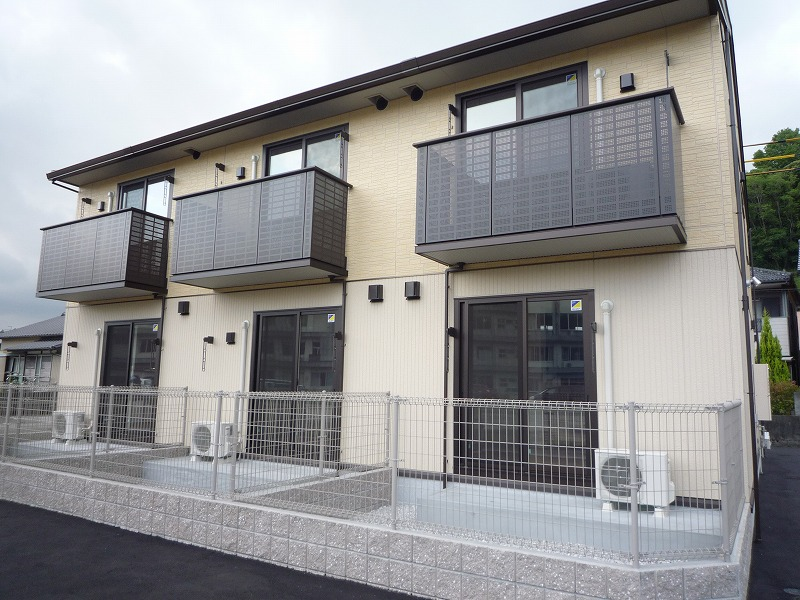 高知県高知市、北浦駅徒歩8分の新築 2階建の賃貸アパート