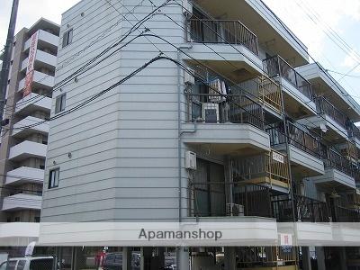 高知県高知市の築30年 4階建の賃貸アパート