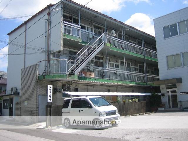 高知県高知市、知寄町駅徒歩9分の築44年 3階建の賃貸マンション