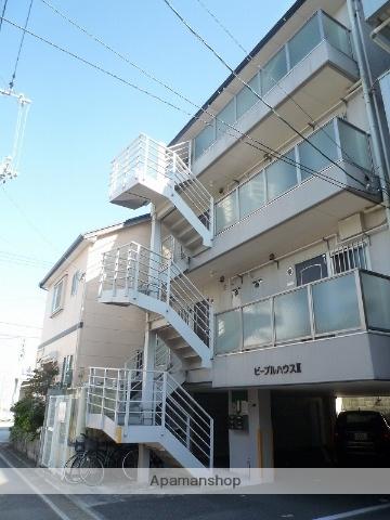 高知県高知市、桟橋通三丁目駅徒歩3分の築15年 4階建の賃貸マンション