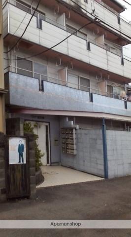 高知県高知市の築25年 4階建の賃貸アパート