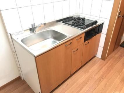 アンセリジェ[1K/29.75m2]のキッチン1