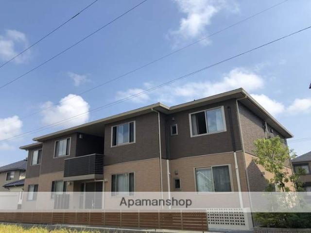 高知県南国市、後免西町駅徒歩6分の新築 2階建の賃貸アパート