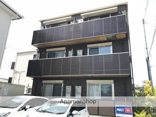 高知県高知市、知寄町二丁目駅徒歩13分の新築 3階建の賃貸マンション
