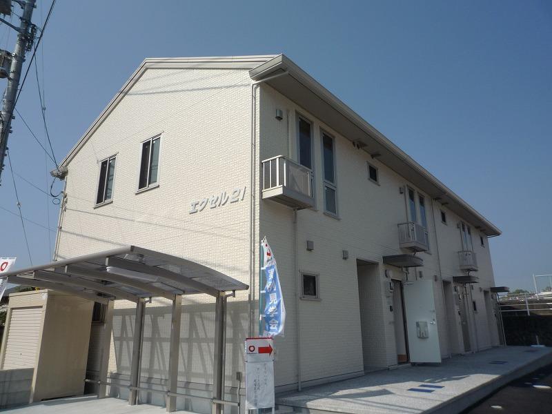 高知県高知市、舟戸駅徒歩2分の築7年 2階建の賃貸アパート