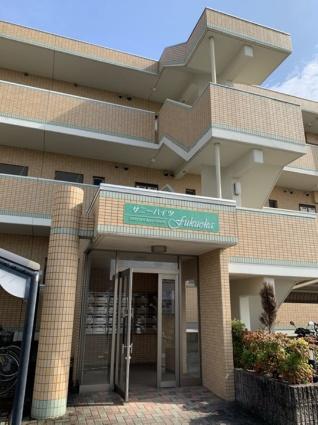 サニーハイツ福岡[1K/29.75m2]の外観1