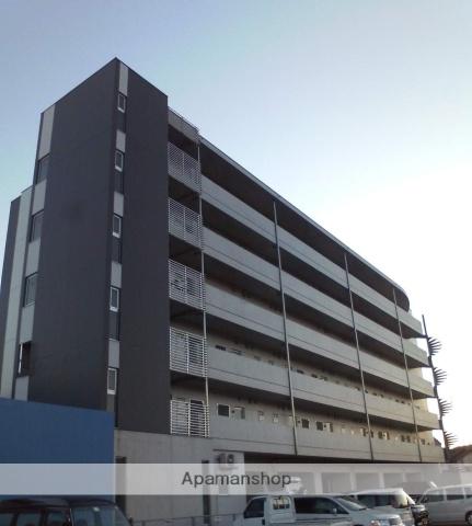 高知県高知市、旭駅徒歩1分の築13年 6階建の賃貸マンション