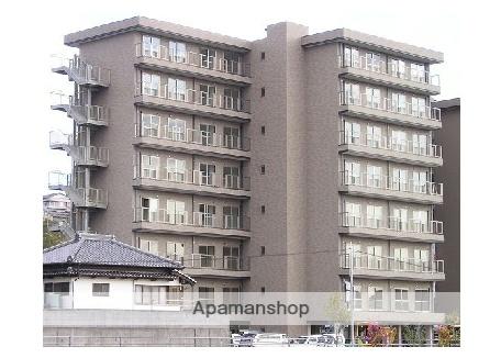 高知県高知市、朝倉駅徒歩18分の築12年 8階建の賃貸マンション