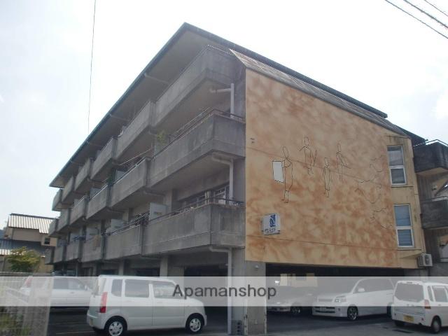 高知県高知市、桟橋通二丁目駅徒歩6分の築33年 4階建の賃貸マンション