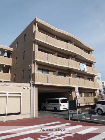 高知県高知市、桟橋通一丁目駅徒歩1分の築16年 4階建の賃貸マンション