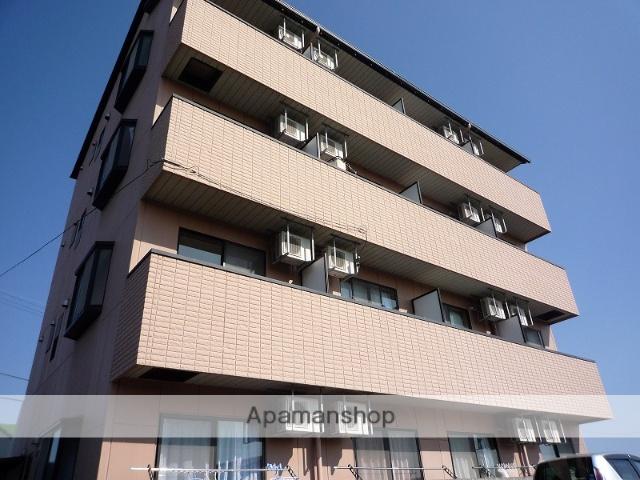 高知県南国市、立田駅徒歩26分の築15年 4階建の賃貸マンション