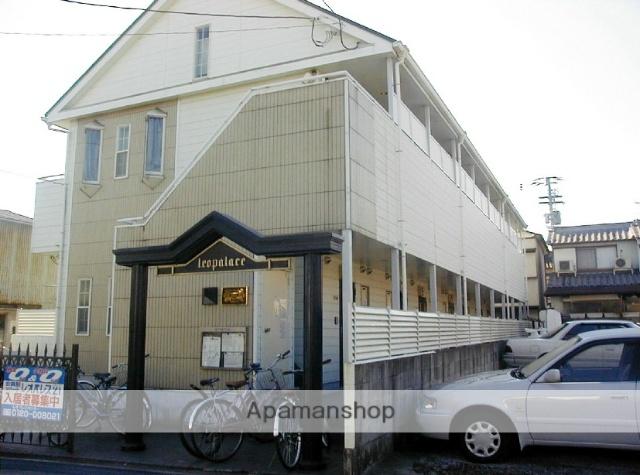 高知県高知市、文珠通駅徒歩2分の築26年 2階建の賃貸アパート
