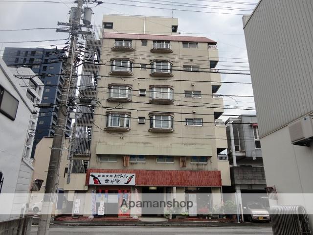 高知県高知市、堀詰駅徒歩2分の築38年 8階建の賃貸アパート