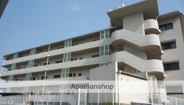 高知県南国市、篠原駅徒歩5分の築32年 4階建の賃貸マンション