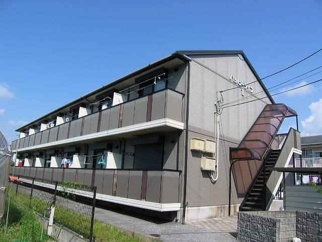 高知県高知市の築19年 2階建の賃貸アパート