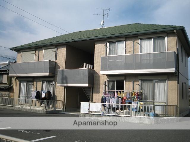 高知県南国市、後免町駅徒歩4分の築12年 2階建の賃貸アパート