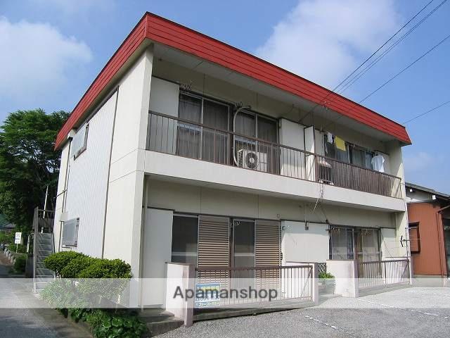 高知県南国市、後免西町駅徒歩3分の築28年 2階建の賃貸アパート