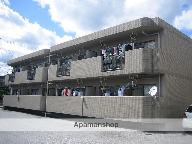 高知県南国市、後免町駅徒歩5分の築17年 2階建の賃貸マンション