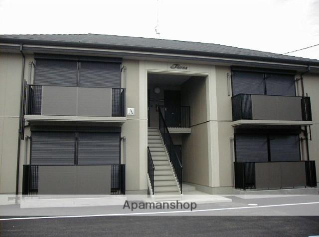 高知県香南市、のいち駅徒歩6分の築16年 2階建の賃貸アパート