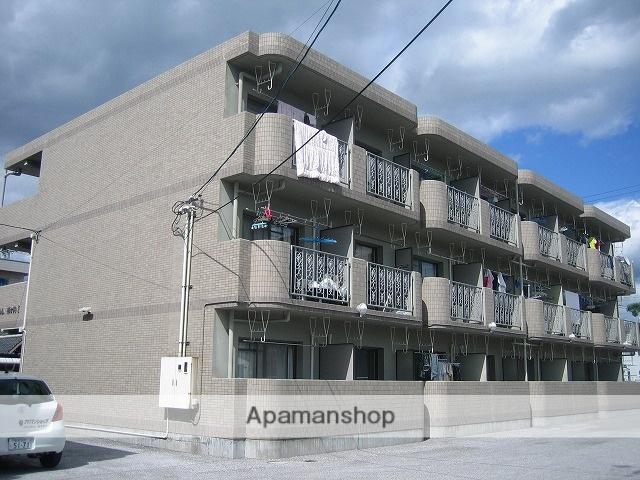 高知県南国市、後免町駅徒歩5分の築19年 3階建の賃貸マンション
